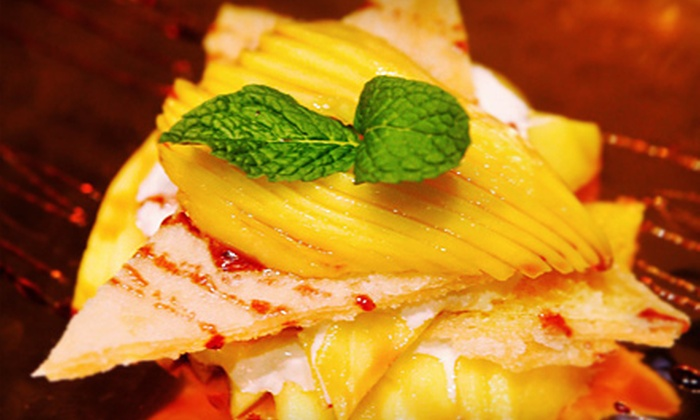 Nirvana - Beverly Hills: $40 for an Eight-Course Indian Tasting Menu at Nirvana ($80 Value)