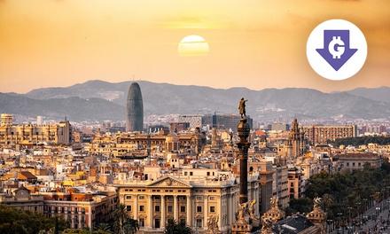 Barcellona 4*: camera doppia con colazione per 2 persone a 89,30€euro