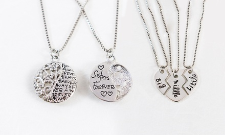Sisters Forever Necklace Collection from Stamp the Moment