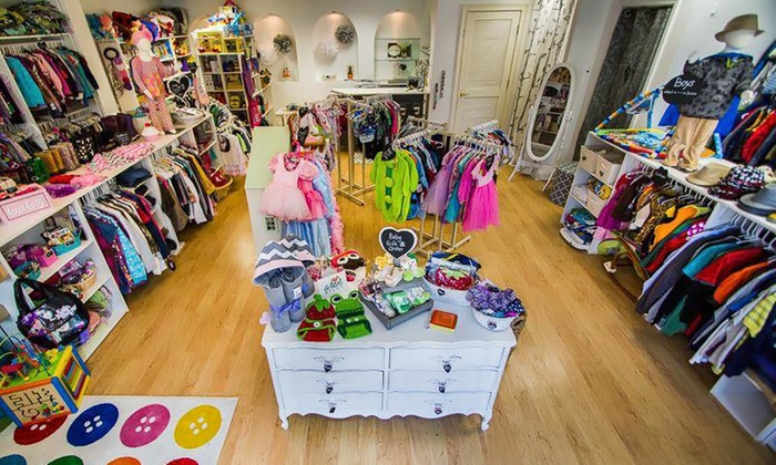 Peek-A-Boutique - Latham: $10 for $20 Worth of Children's Back to School Apparel at Peek-A-Boutique