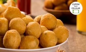 Kit Festa Legal: 100 salgados assados ou fritos com a Kit Festa Legal – Vila Regente Feijó
