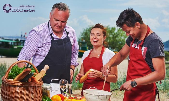 Warsztaty Kulinarne Kuchni Włoskiej Coolinarium Atelier