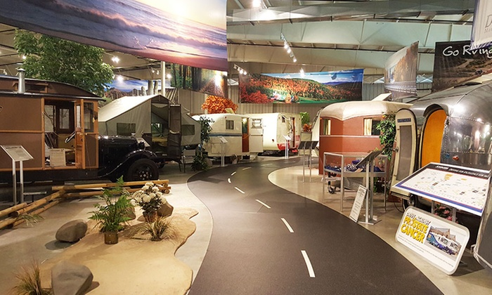 Museum Admission Or Membership Rv Mh Hall Of Fame Groupon