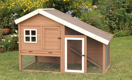 Cape Cod Chicken Coop or Rabbit Hutch