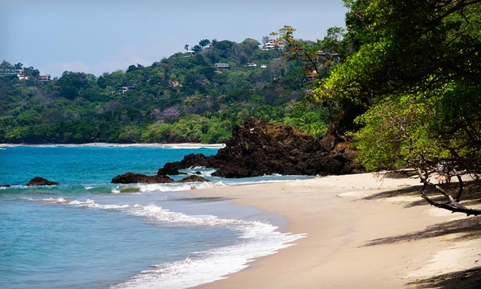 Costa Rica Vacation with Airfare - Flamingo Beach Resort & Spa: Eight-Day Costa Rica Vacation with Airfare, Hotel, and Rental Car or Transfers from Travel By Jen