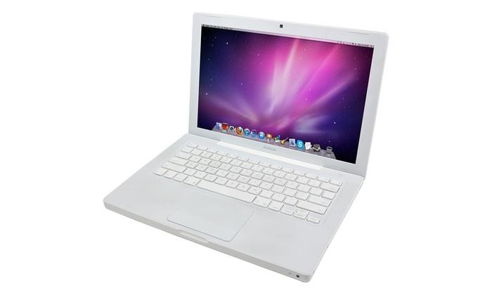 """MacColl Media Ltd: Apple MacBook 13"""" Core 2 Duo 160Gb HDD reacondicionado con 2 o 4Gb RAM desde 249 € con envío gratuito"""