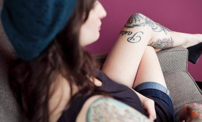 image for $14 for $50 Worth of Services — West PA Fadeaway - Laser <strong>Tattoo Removal</strong>