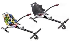 Kart pilot hoverboard