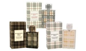 Burberry Brit Fragrances for Women or Men