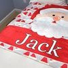 Up to 30% Off Custom Christmas Blankets at Swirl Designs