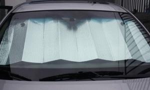 Reflective Insulated Foil Windshield Sunshade Screen