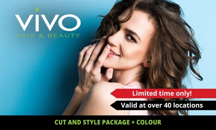 $129 for Cut and Style Package with Olaplex Treatment and Half Head of Foils or All over colour (Up to $264 Value)
