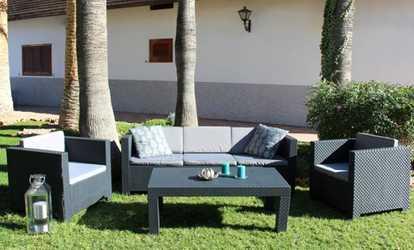 Juegos de muebles para patio y jardín - Ofertas y cupones | Groupon