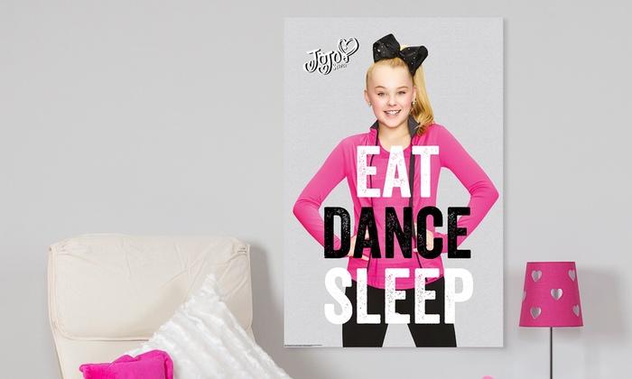 Jojo Siwa Poster Groupon Goods