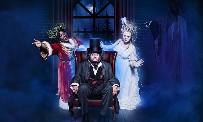 """Charles Dickens' """"A Christmas Carol"""" - cfa Auditorium at Concord First Assembly: """"Charles Dickens' A Christmas Carol: A Musical"""" on December 11–13"""