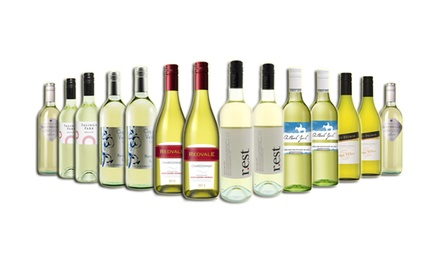Free Shipping: $79 for a 14Bottle Mixed White Wine Case Don't Pay $229