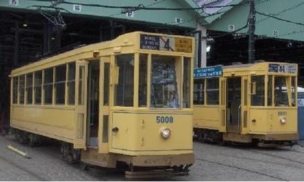Musee du tram woluwe saint pierre bruxelles groupon for Entretien jardin woluwe