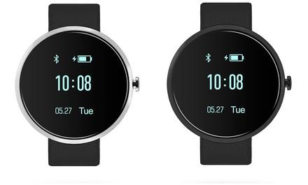 Sinji Smartwatch in Schwarz oder Silber (Koln)