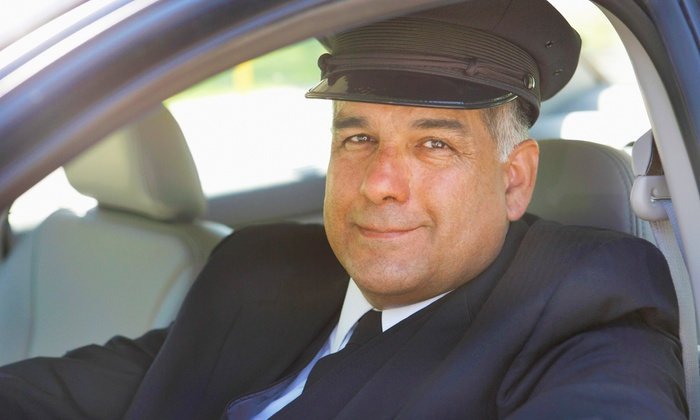 Lionheart Luxury Transportation - Baltimore: $95 for $189 Worth of Chauffeur Services for a One-Way Trip in Baltimore