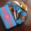 Up to 72% Off Personalized Cosmetic Bag from Paper Concierge