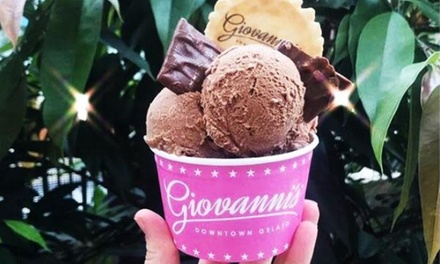 Giovanni's Downtown Gelato