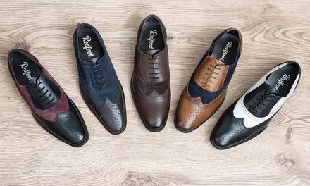Zapatos de piel para hombre Gatsby