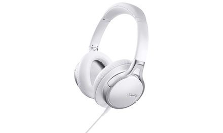 Sony MDR10RNCIP Noise-Canceling Wired On-Ear Headphones for iPad/iPhone/iPod