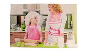 Lolapix.com: 2, 4 o 6 manteles de lino individuales personalizados de 30 x 45 cm desde 7,95 € con Lolapix.com
