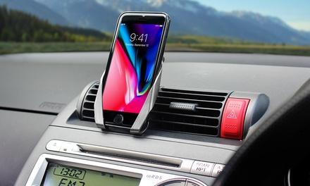 1, 2 of 4 magnetische haakvormige smartphonehouders voor in de auto