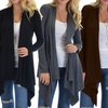Lyss Loo Simply Amazing Ribbed Cardigan Sweater. Plus Sizes Available.