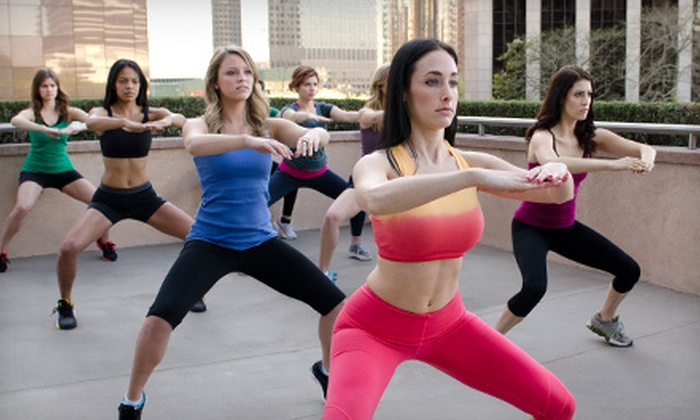 Urban LA Boot Camp - Downtown L.A.: Eight Classes or Three or Six Months of Classes at Urban LA Boot Camp (Up to 81% Off)