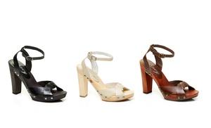 Envy Sensational Heeled Sandals Groupon