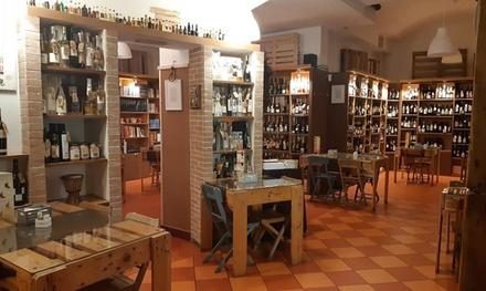 ? Menu pranzo o cena con degustazione vino zona Villa Pamphili al Tuma Bistrot (sconto fino a 51%). Prenota&Vai!
