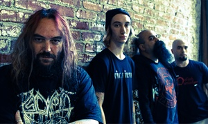 Soulfly: Soulfly on Friday, May 6, at 6 p.m.
