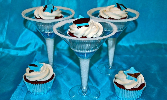 Tipsy Cupcake Dallas - Lowest Greenville: $15 for $25 Worth of Cupcakes at Tipsy Cupcake Dallas