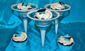 Tipsy Cupcake Dallas: $15 for $25 Worth of Cupcakes at Tipsy Cupcake Dallas