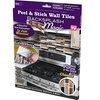 Backsplash Magic Peel-and-Stick Wall Tile Set (6-Piece)