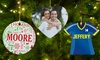 Up to 71% Off Custom Ceramic Ornaments from GiftsForYouNow.com