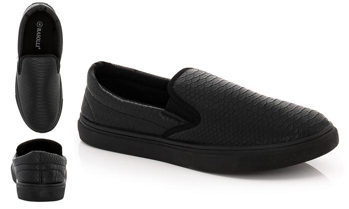 Rasolli Women's Fashion Sneaker (Size 7.5)