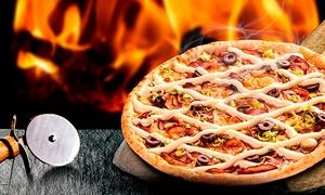 Pizza César - Asa Sul: Rodízio de massas, risotos, galetos e pizzas no almoço de 3ª a domingo para 1 ou 2 na Pizza César – Asa Sul