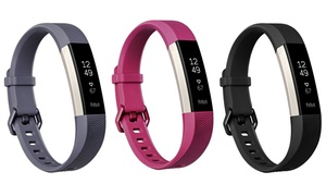Fitbit Alta HR Heart Rate and Fitness Wristband