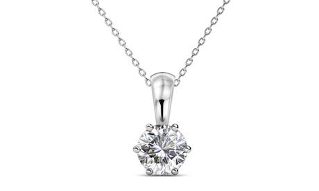 Colgante adornado con cristales de Swarovski®