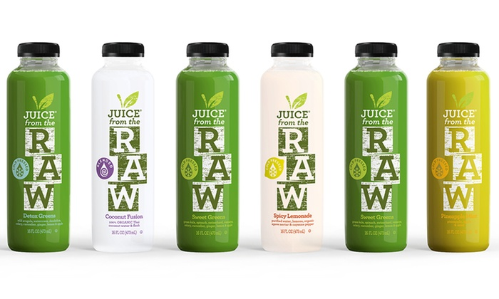 Juice from the raw cleanses juice from the raw groupon juice from the rawup to 54 off three day juice cleanses malvernweather Image collections