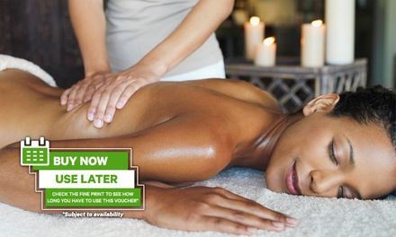 120-Min Rejuvenation Milk Bath Package with Chocolates 1 ($89) or 2 Ppl ($175) at Summer Elisabeth Day Spa (Up to $360)