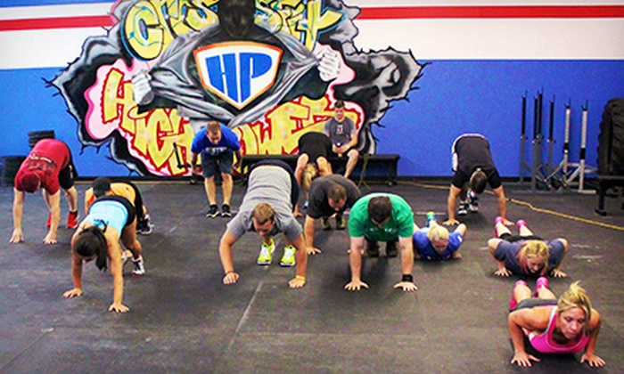 CrossFit High Power - Billerica: $85 for One Month of Unlimited Classes at CrossFit High Power ($170 Value)