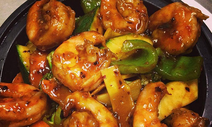 Chopstix - Lake Mary: Pan-Asian Food at Chopstix (Up to 50% Off). Two Options Available.