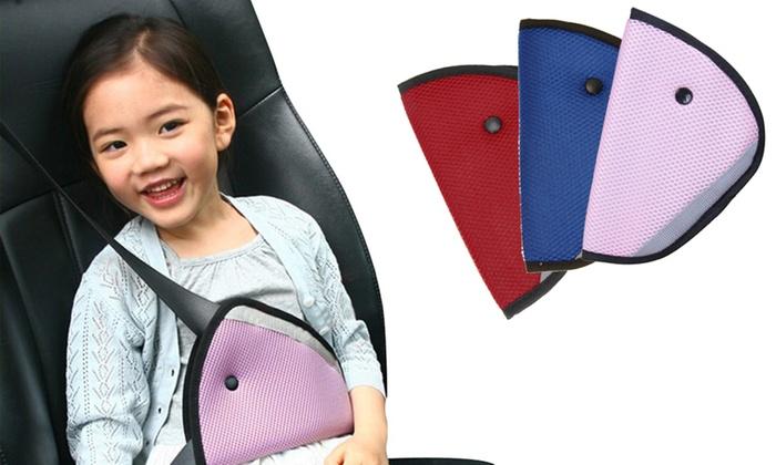 Adattatore per cintura di sicurezza
