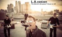 """""""L.A.vation - The Worlds Greatest Tribute to U2"""" im Februar und März 2018 in 7 Städten (bis zu 48% sparen)"""