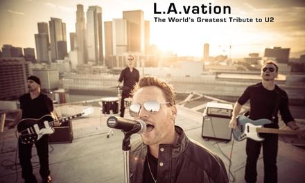 "U2-Tribute Show ""L.A.vation"""