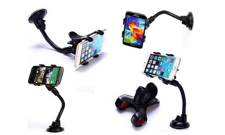 RuvTech 360° Flexible Rotating Gooseneck Mobile Device Clamp 4b9022e8-6345-11e7-9cdc-00259060b5da